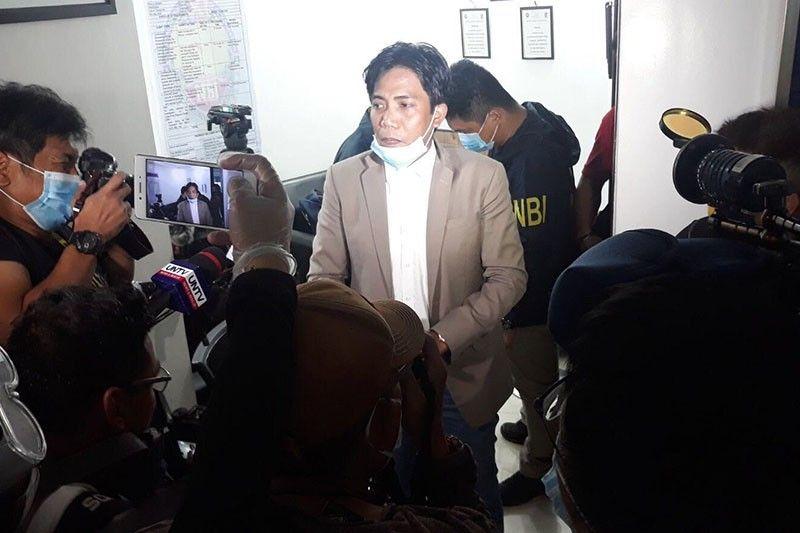 NBI arrests internet personality Francis Leo Marcos
