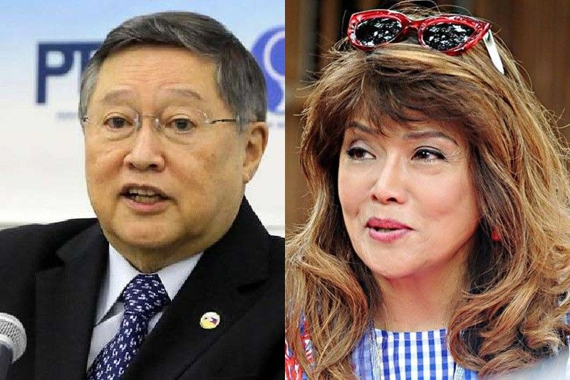 Dominguez offers to educate Marcos on government pandemic response