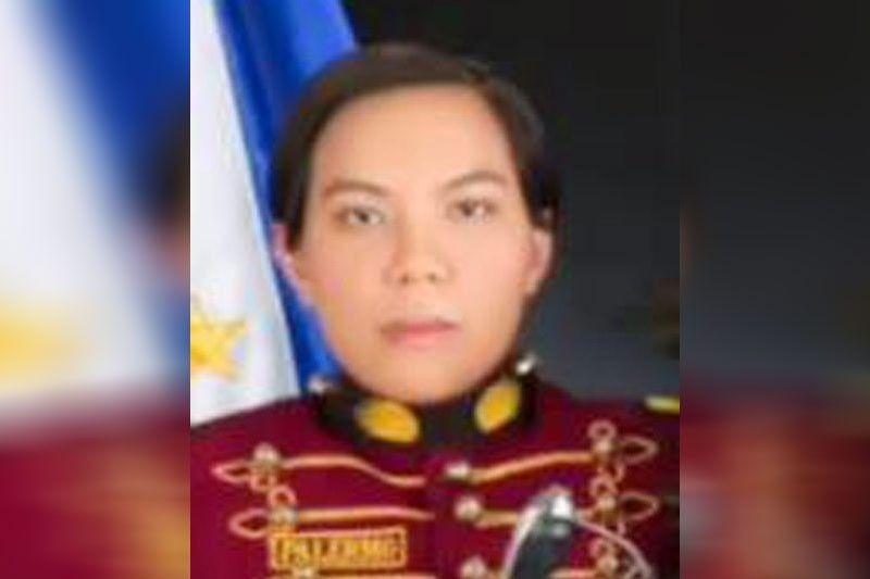 Woman tops PNPA graduating class