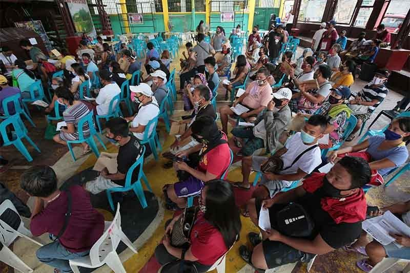 DOJ to focus on complaints vs barangay execs over cash aid distribution
