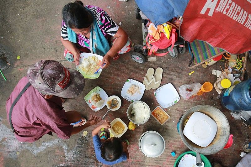 Number of hungry families double during pandemic � survey