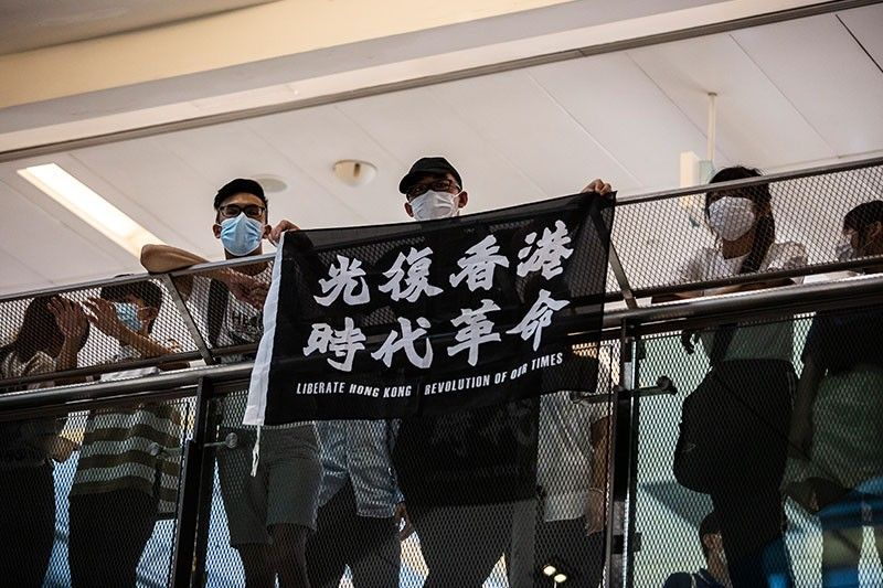 'This is the end of Hong Kong': China pushes security law after unrest