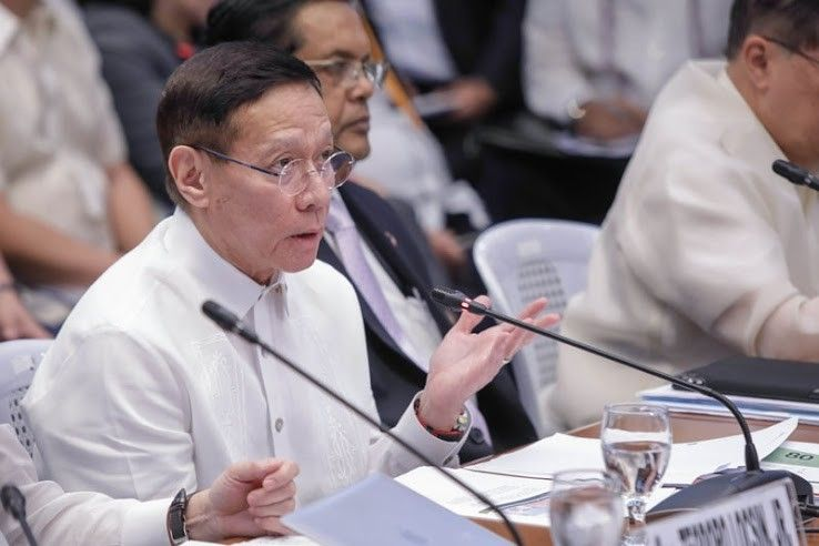 Palace: Duque's 'flattened' COVID-19 curve remark a case of word choice mistake