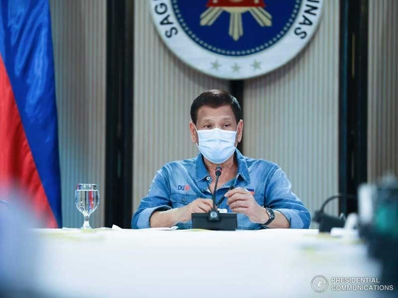 Duterte: �No vaccine, no classes�