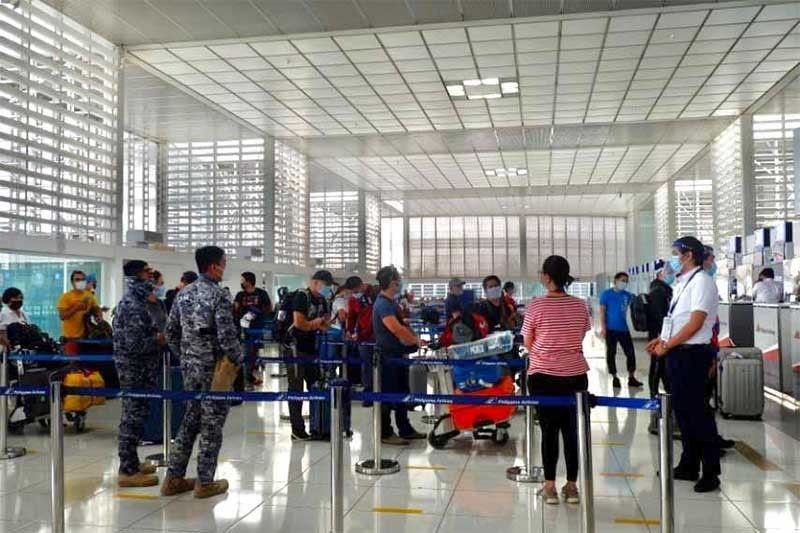 7,500 OFWs sent back to their hometowns after prolonged quarantine