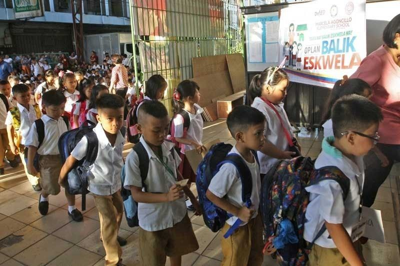 Palace to parents: Enroll your children