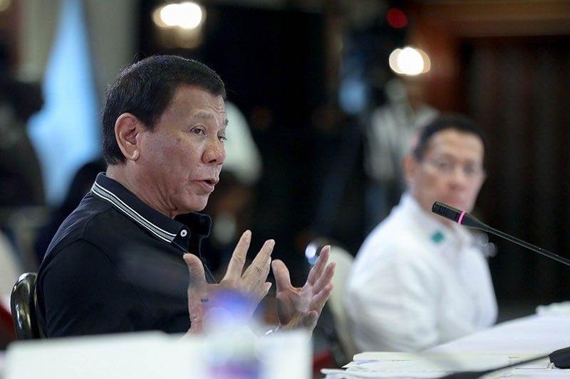 Duterte: Metro Manila under GCQ on June 1