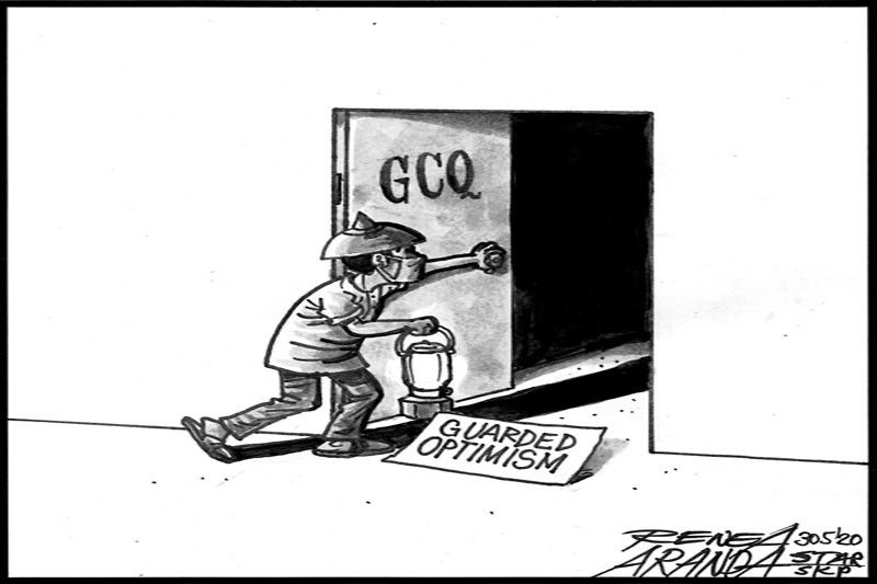 EDITORIAL - Proceed with caution
