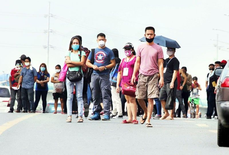 Government urged to address commuters' woes in shift to GCQ