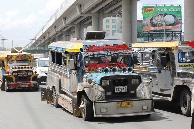 LTFRB: 44 new PUJ routes, 4,820 more jeepneys on Metro Manila streets