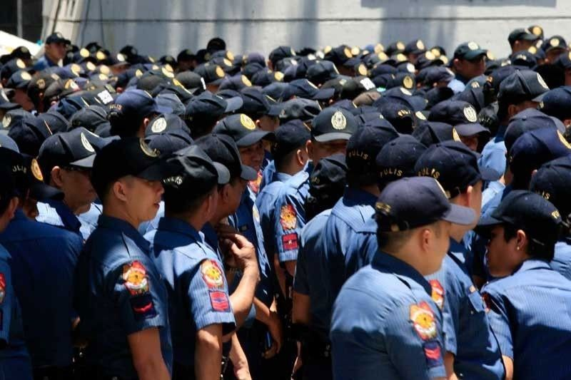346 cops infected with COVID