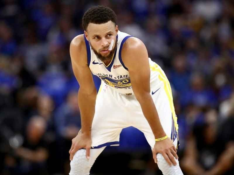 'Who is this kid?' NBA star Curry hails one-armed Chinese boy