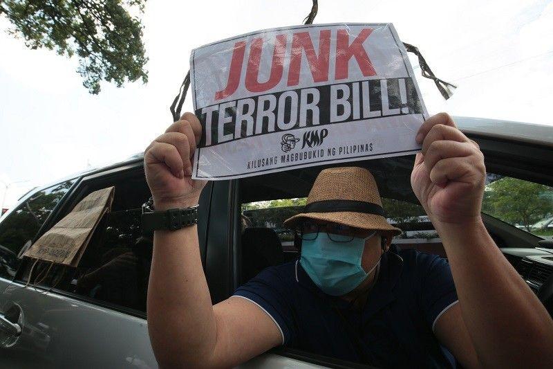Ano ang 'Anti-Terror Bill' at bakit may mga tutol dito?