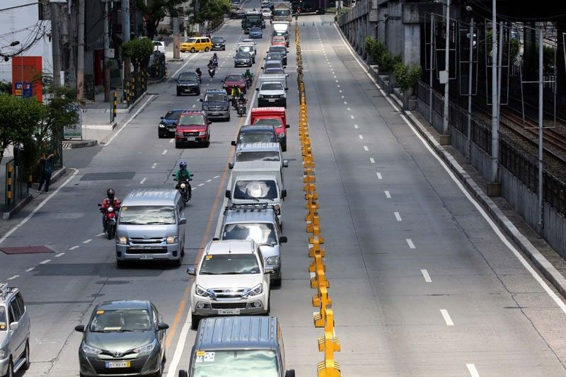 218 motorists cited over GCQ breach