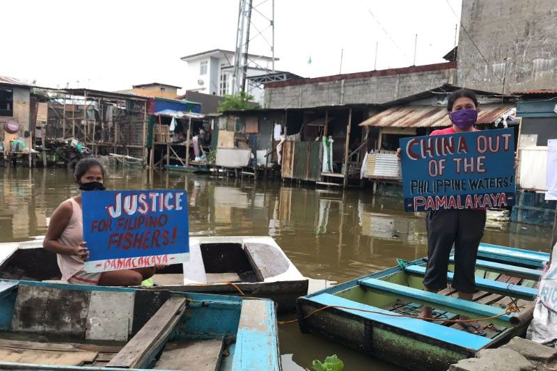 Fisherfolk group slams 'undermined' safety, security in West Philippine Sea