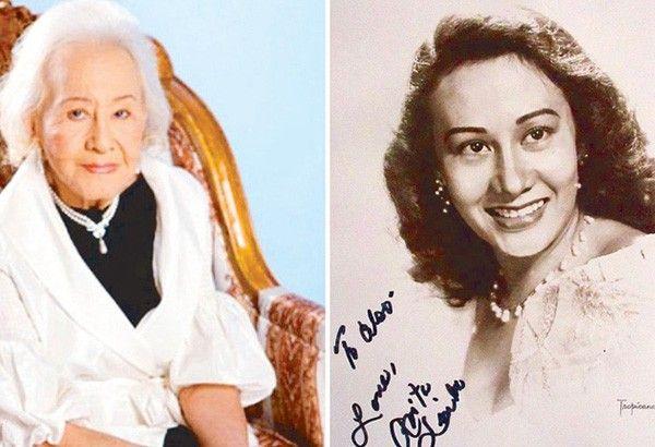 Philippines' 'oldest living actress' Anita Linda dies at 95