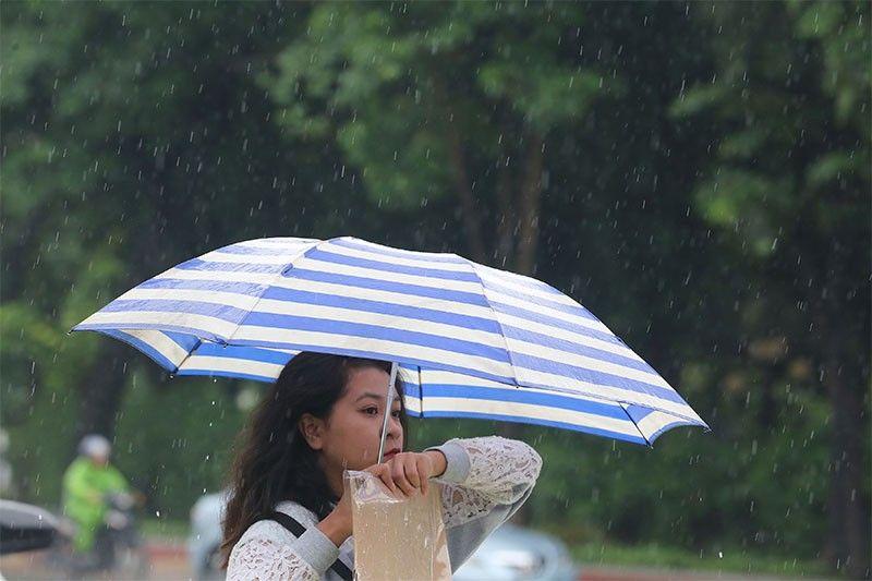 PAGASA announces official start of rainy season
