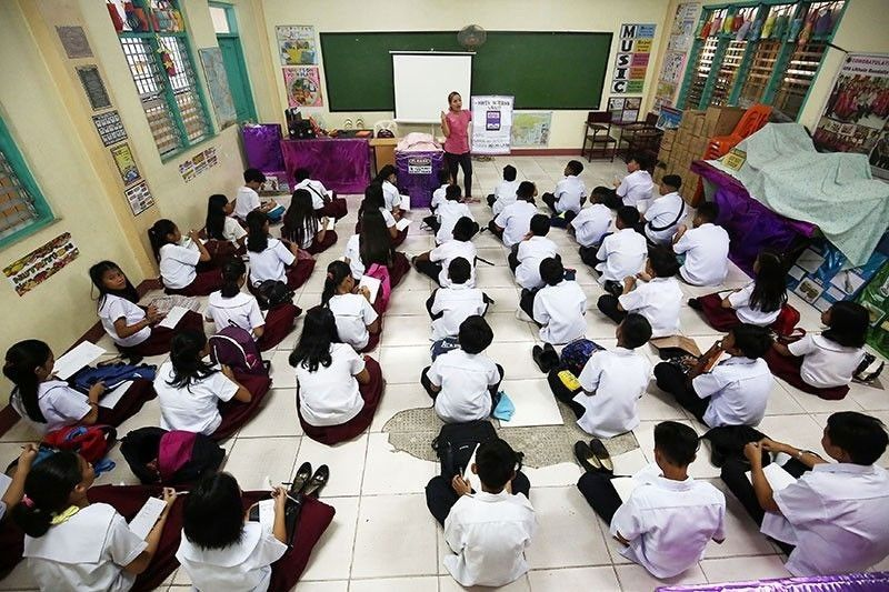 US to provide P126 million for Philippines basic education