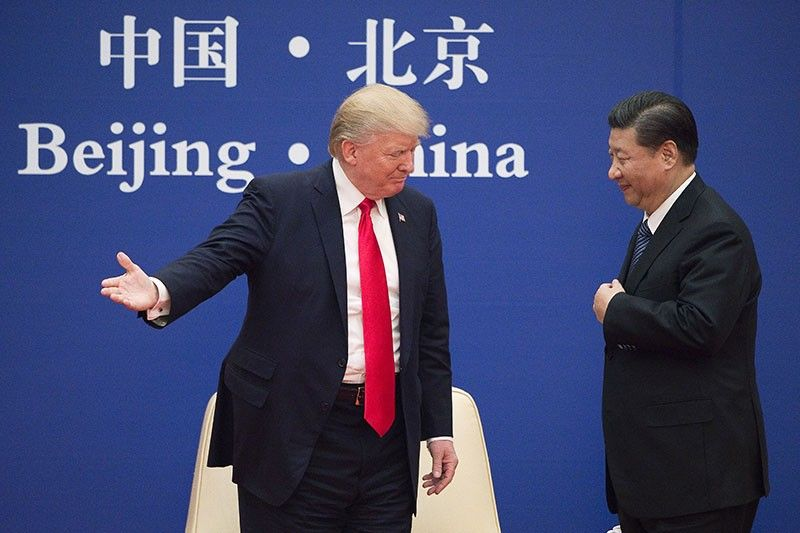 Trump asked China's Xi for re-election help, claims Bolton