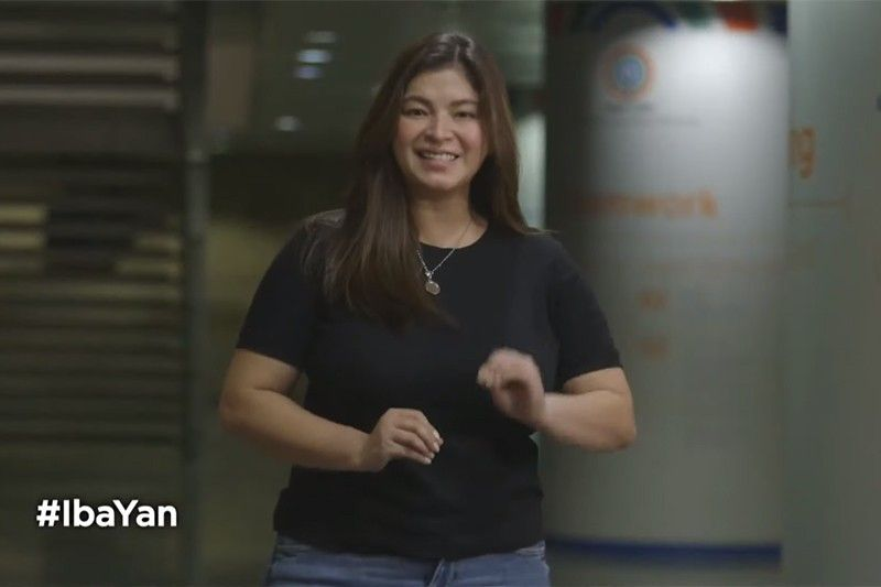 Angel Locsin inspires body positivity with latest physique