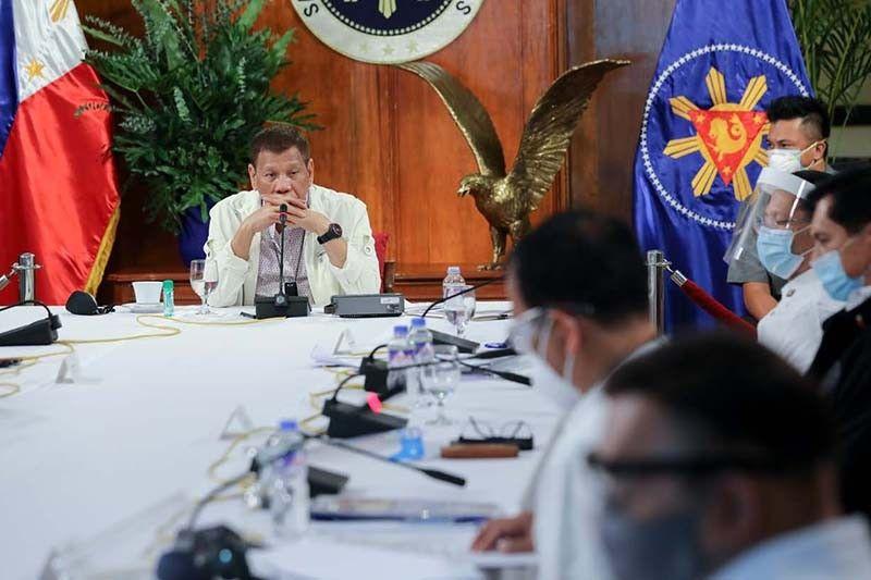 DOH, DBM execs skip Senate hearing after Duterte formally bars them from attending