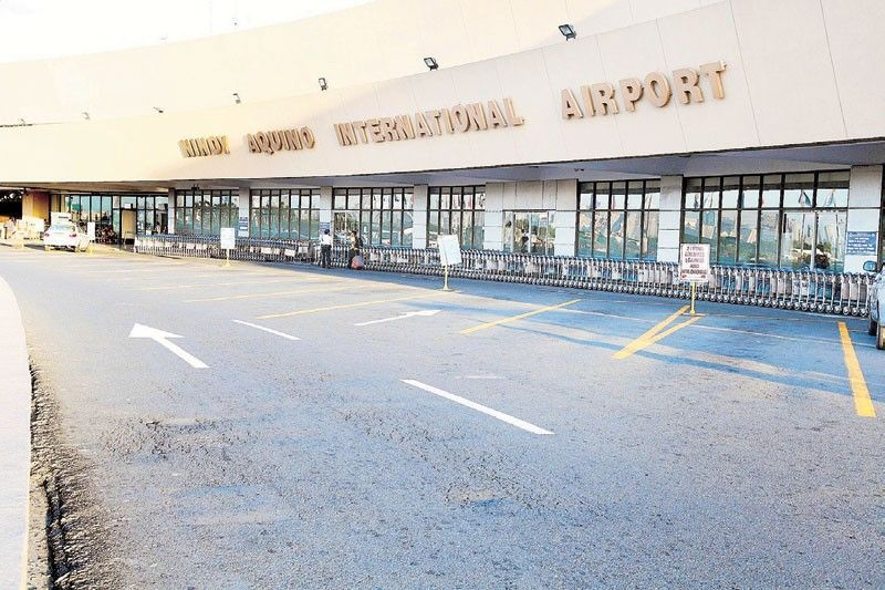 Duterte son seeks to remove Ninoy from airport name