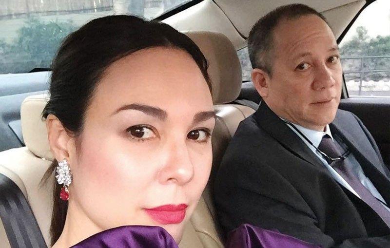 Kahit may pandemic Tony, Gretchen at Atong solid ang friendship, spotted na magkakasama sa wake!