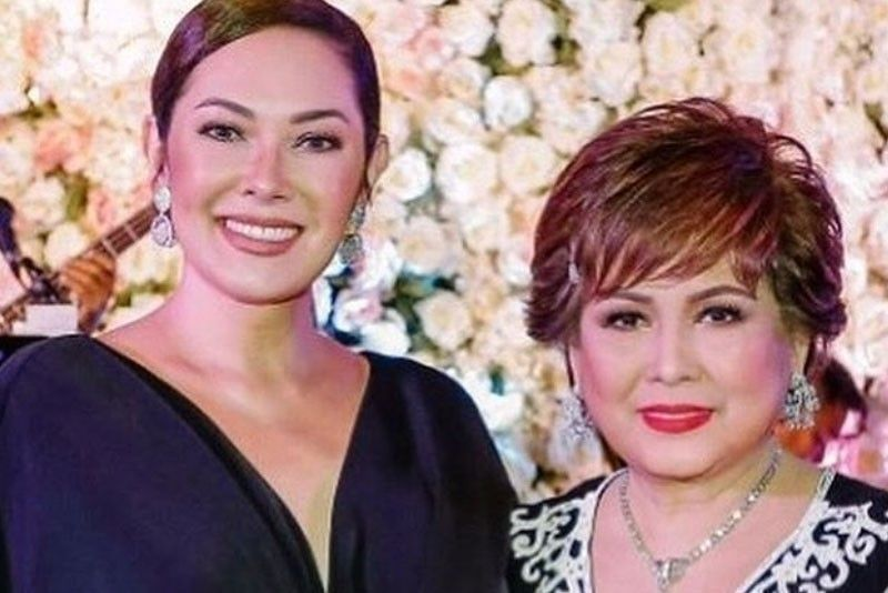 Ruffa Gutierrez reacts to Annabelle Rama's trending Twitter rant over ABS-CBN franchise hearing