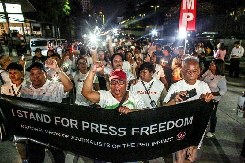 NUJP: Latest stop order vs ABS-CBN deprives 11 million Filipinos of news, information