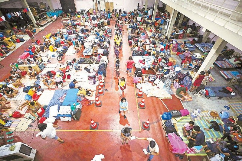 Still no going home for 127,000 stranded