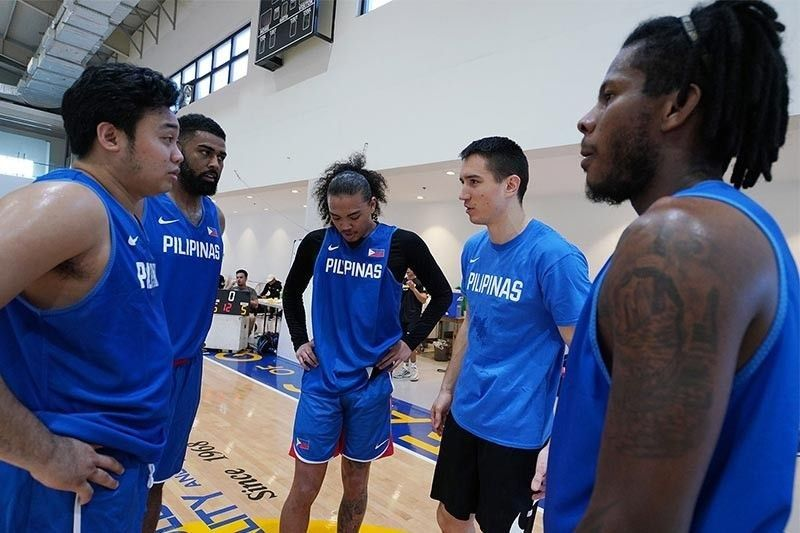 Philippine 3x3 squad also allowed to practice