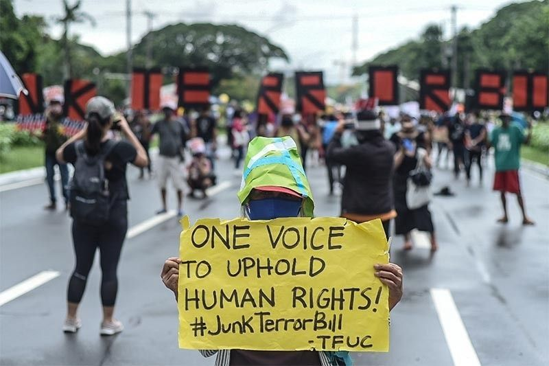 44 petitioners ask SC to void anti-terrorism law for curtailing civil liberties