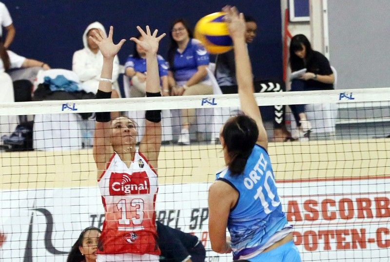 Volleyball knocking on IATF door