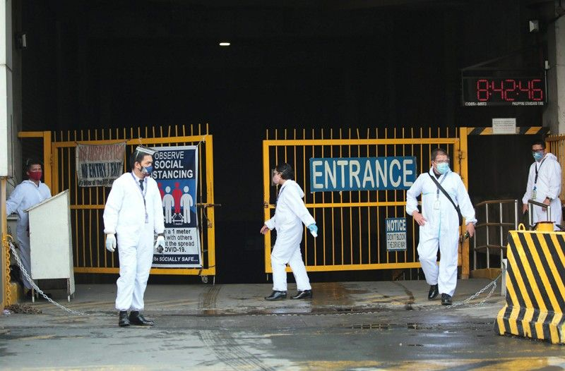 MRT-3 shuts down as 186 workers get COVID