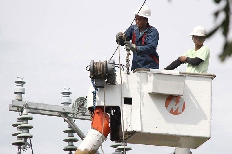 Meralco apologizes for bill shock