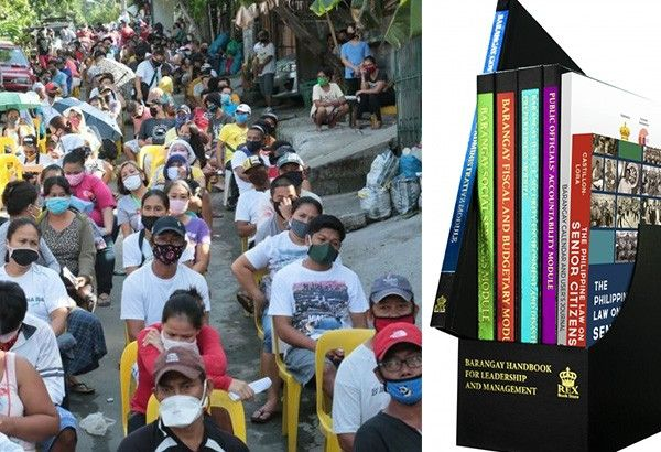 New manual aims to guide barangay officials in handling crises