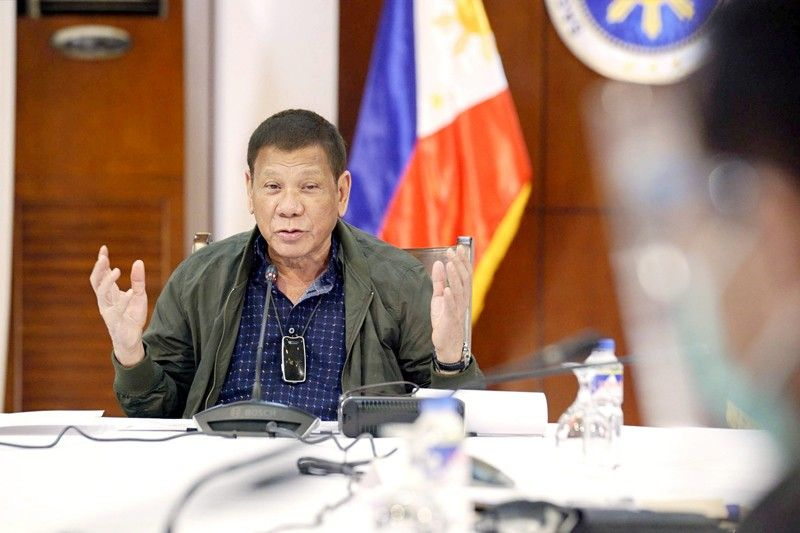 Duterte: I don�t need to be corrupt