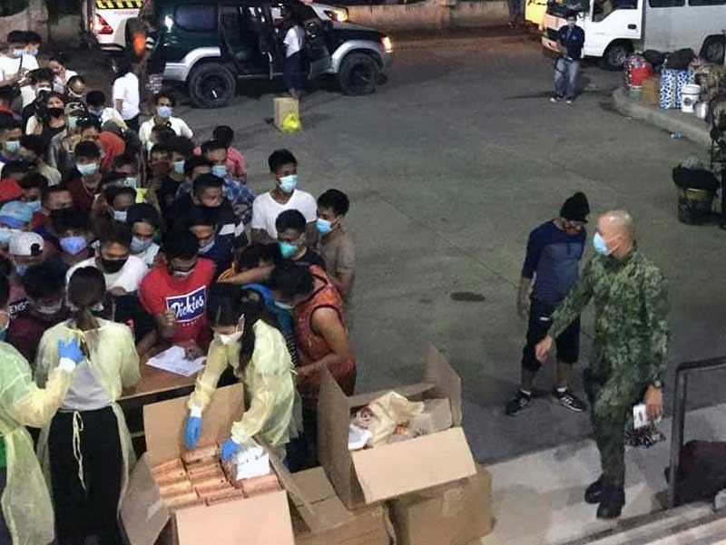 BARMM scrambles to help residents sent to Cagayan de Oro from Manila