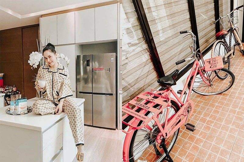 Agot Isidro pleads 'sensitivity' from Jinkee Pacquiao after luxury bikes post