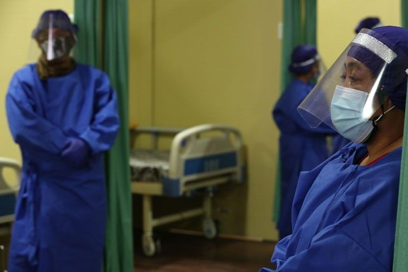 Fewer healthcare workers affected by COVID � DOH