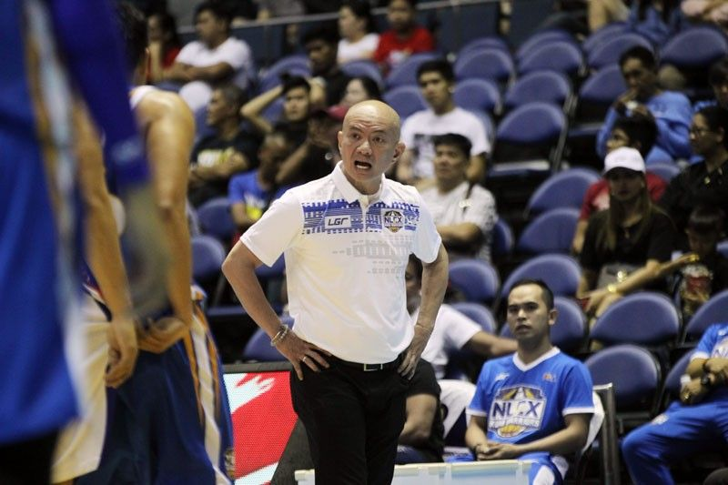 Guiao: Sorry, Ginebra fans empty stands could level playing field
