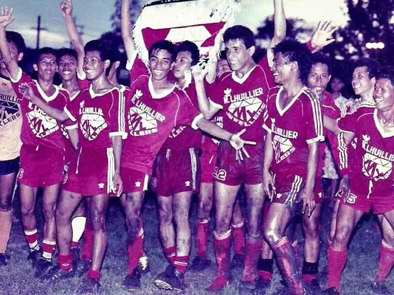 A look back at the 1988 PFF National Champions Cebu