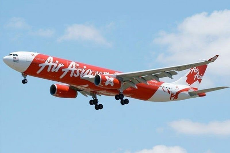 AirAsia resumes international flights