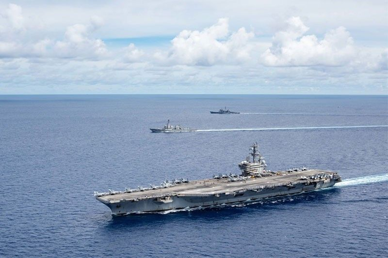 With new South China Sea policy, US now a defender of Philippines' arbitral award � analyst
