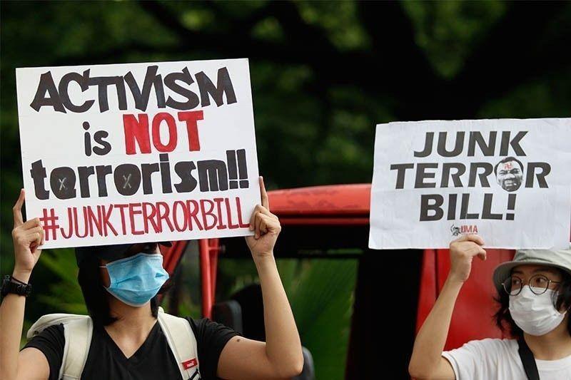 Anti-Terrorism Law takes effect today