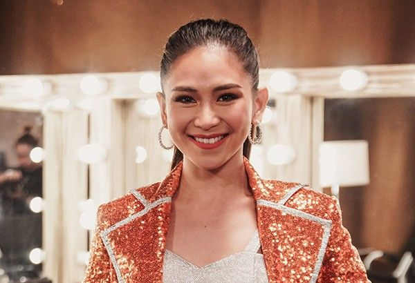 Sarah Geronimo finally gets 'the voice' to speak over ABS-CBN franchise issue