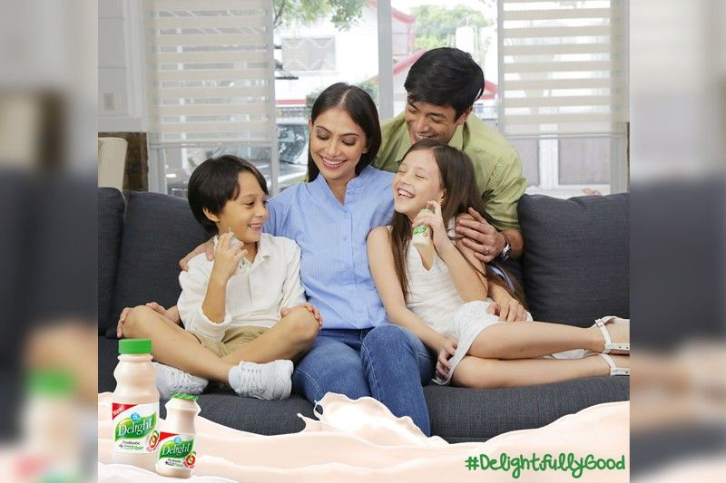 How Dutch Mill Delight gives the whole family healthier tummy, stronger immunity