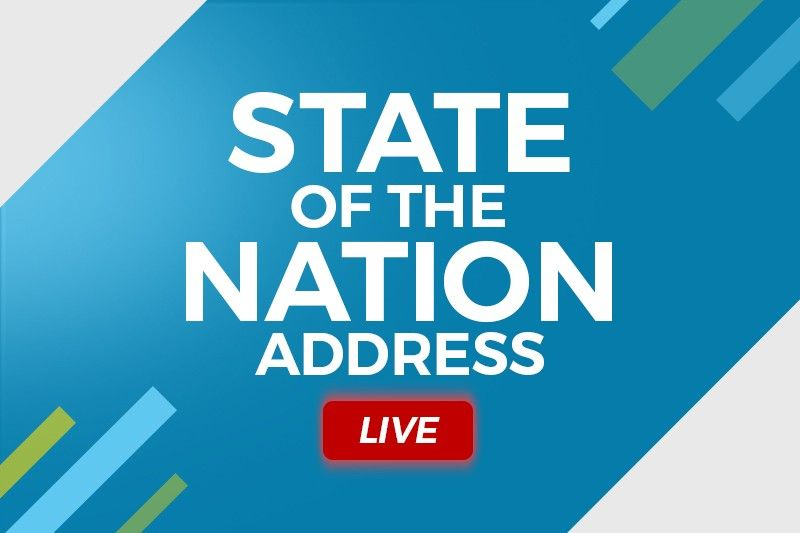 LIVE Coverage: State of the Nation Address 2020