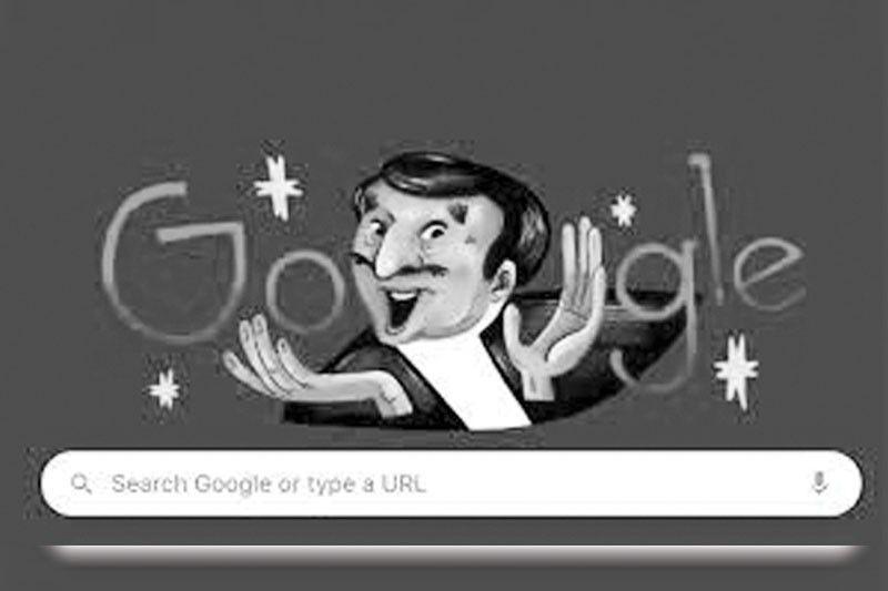 Google, binigyan ng tribute si Mang Dolphy