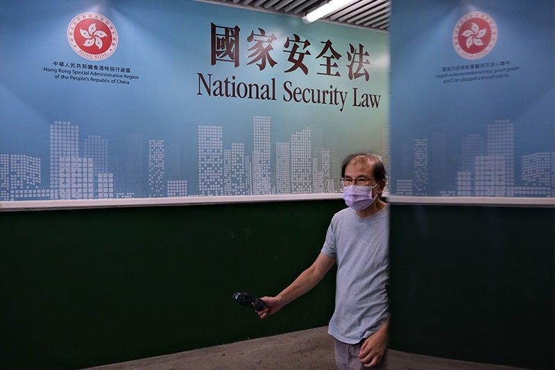 EU to restrict exports to Hong Kong over security law